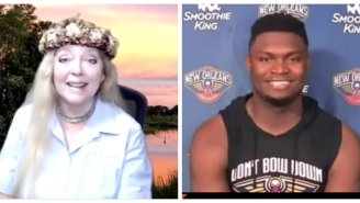 This Weird AF Carole Baskin Video Wishing Zion Williamson A Happy Birthday Is Exactly What I Needed After A Holiday Weekend