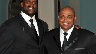 Shaq Seems To Threaten Charles Barkley's Life After The Chuckster Didn't Include The Diesel In His Top-10 Players Of All-Time