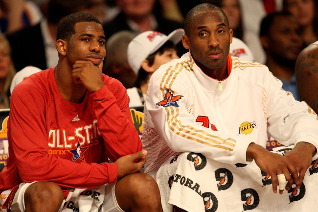 Chris Paul describes how mad he was about the 2011 trade to the Lakers being vetoed by the NBA