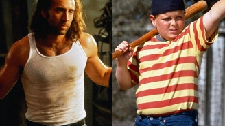 A Ton Of People Used 'Con Air' And 'The Sandlot' As A Coping Mechanism Based On Data Concerning The Most Popular Movies During The Pandemic