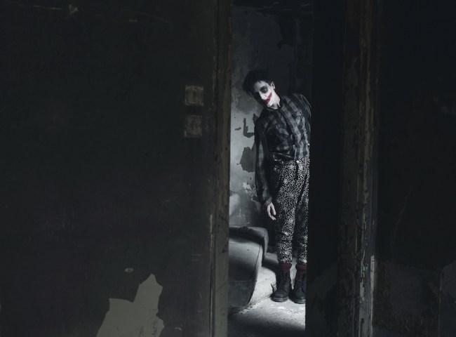 creepy clown motel las vegas