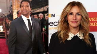 Denzel Washington And Julia Roberts, Arguably The Biggest Stars Of Their Generation, Teaming Up For A Netflix Thriller