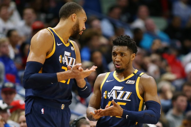 Donovan Mitchell and Rudy Gobert apparently didn't speak for a month after tension following the NBA lockdown