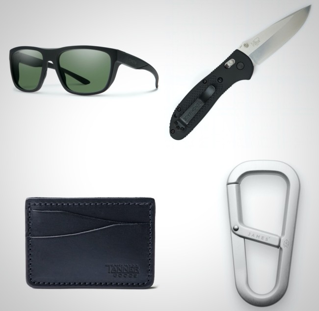 essential everyday carry items weekend must haves