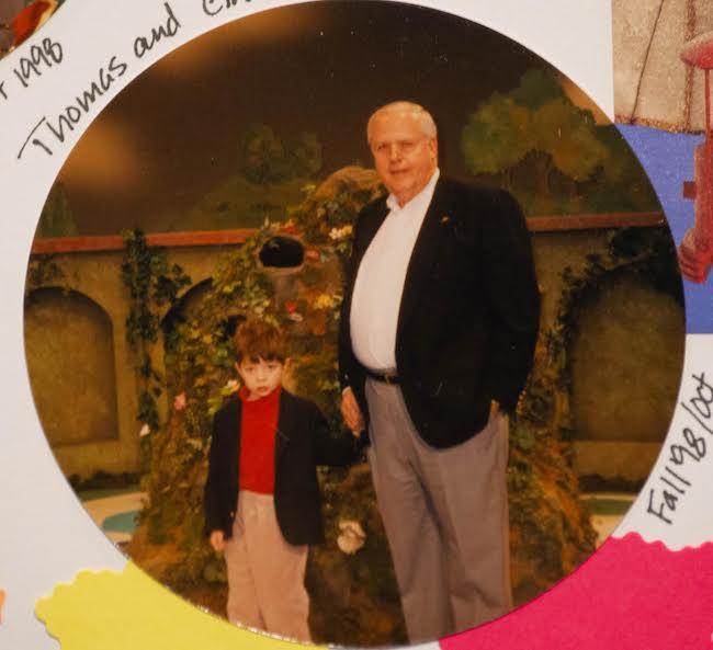 grandpop and me mr. rogers