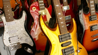 These Are The Fascinating Stories Behind 6 Of The Most Iconic Guitars In The History Of Rock Music