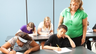 Gen Z Kids Exhibit Surprising Maturity, JK They're Furious That Their AP Scores Didn't Arrive On Time