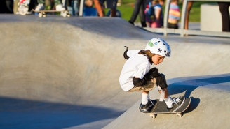 This Skateboarding Kid Spinning Like A Top Is The Best Video Of The Day
