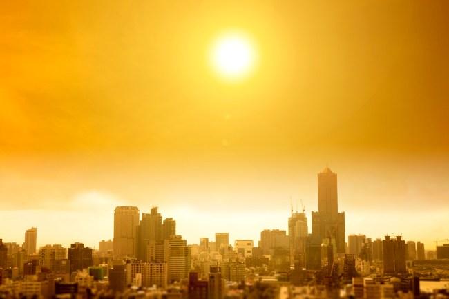 Hot weather excessive heat