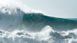 Here Are The Nominees For Surfing's Most Brutal Big Wave Wipeouts Of The Year