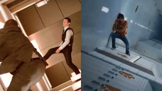 The Hallway Scene In 'Inception' Is A Blatant Ripoff Of 'High School Musical 3' And Christopher Nolan Should Be Ashamed