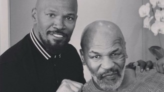 There Are Rumors That Martin Scorsese Will Direct The Upcoming Mike Tyson Biopic With Jamie Foxx