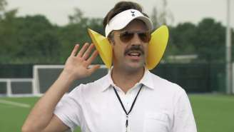 Jason Sudeikis Is Back As Ted Lasso In The Trailer For A New Series About A Coach Swapping American Football For The European Version