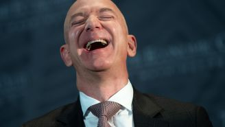 Jeff Bezos' Net Worth Now Dwarfs The Entire Market Cap Of McDonald's, Nike, And Other Major Corporations