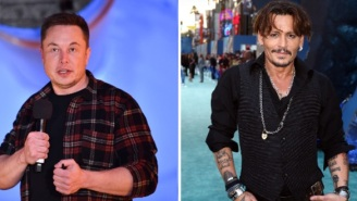 Elon Musk Challenges Johnny Depp To A 'Cage Fight' After Depp Accused Him Of Having Threesome With Amber Heard
