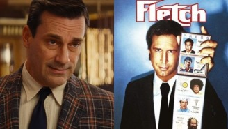 Jon Hamm Is Bringing Back 'Fletch' With A Reboot Of The Chevy Chase Classic