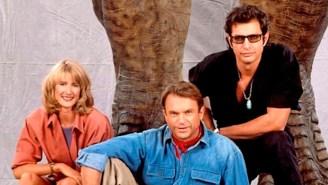 'Jurassic Park' Actor Sam Neill Reveals The Original Cast's Role In The Upcoming Sequel