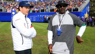 Keegan Bradley Says Riling Up Michael Jordan On The Golf Course Is The Last Thing To Do If You Wanna Beat Him