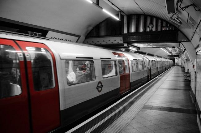 London Tube Underground Subway