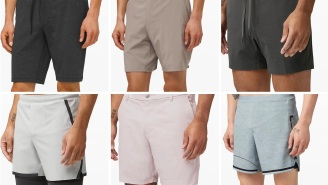 Lululemon Men's Shorts – Seriously Comfortable Shorts For The Price