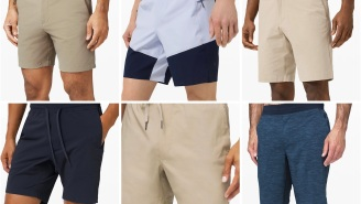 Lululemon Sale – 6 Pairs Of Men's Shorts To Buy