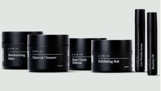 Lumin Skin Will Help Your Face Stay Handsome AF Despite All Those Harmful Summer Rays