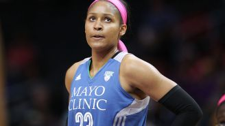 Maya Moore Had An Awesome Moment With The Innocent Man She Helped Free When He Left Prison After 22 Years