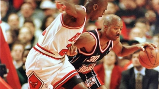 Kenny Smith Describes One Thing That Would've Prevented Michael Jordan's Bulls From Winning More Titles In The '90s