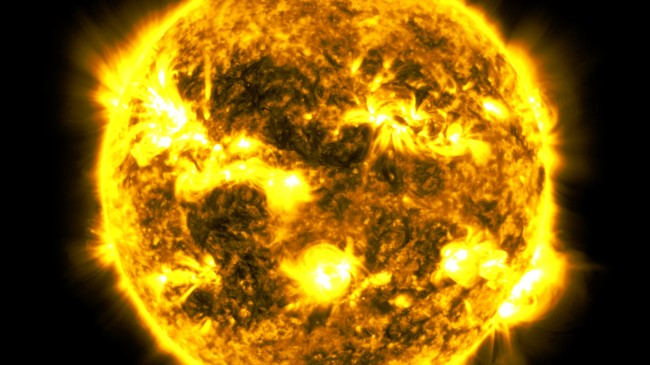 NASA Decade of the Sun time-lapse