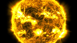 NASA's Stunning Time-Lapse Of The Sun Took 425 Million Hi-Res Images And A Decade To Create
