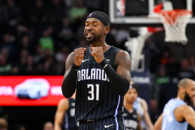 Orlando Magic guard Terrence Ross posts a video of the players lounge in the NBA bubble and it's like a teenage boy's dream