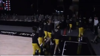 WNBA Players Walk Off The Court During National Anthem In Season Opener