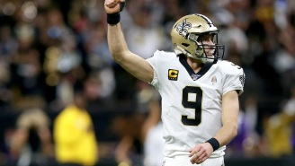 I'm Dropping $500 On Drew Brees To Win NFL MVP 'Cause, Damn, His Odds Are Just Too Sexy