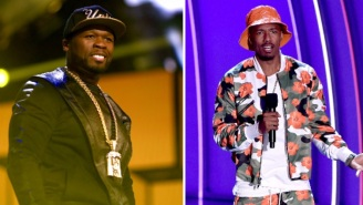 Nick Cannon Fires Back And Responds To 50 Cent Trolling Him For Getting Fired From 'Wild 'N Out' Over Anti-Semitic Remarks