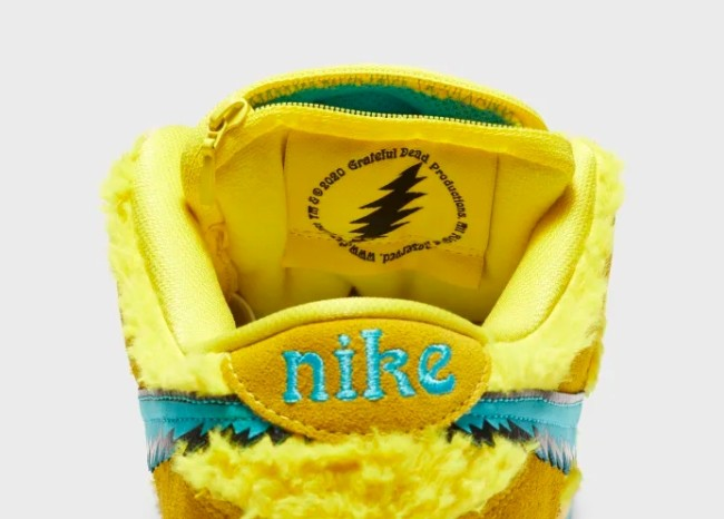nike grateful dead sneakers