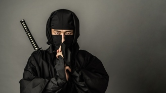 A Japanese Man Has Earned The First-Ever Master's Degree In Ninja Studies