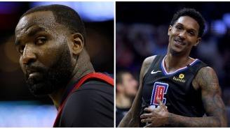 Lou Williams And Kendrick Perkins Trade Barbs After Perk Rips Lou's Maturity Over ChickenWingGate
