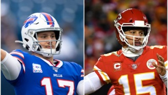 Patrick Mahomes Challenges Josh Allen To A Throw-Off Over Madden 21 Throw Power Ratings