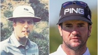 The Brilliantly Dumb Show And Bubba Watson May End Up Going At It Once And For All