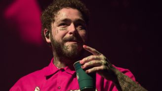 Post Malone Is Gearing Up To Launch A Pro Beer Pong League Which Is The Good News We All Need Right Now