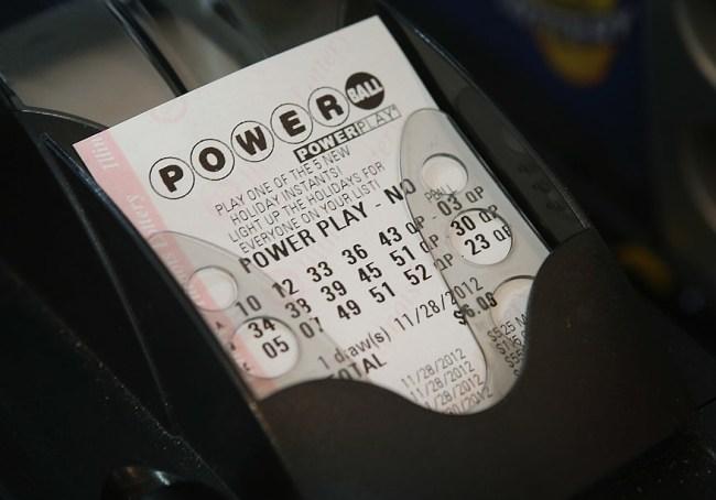 wisconsin powerball winner splits jackpot friend
