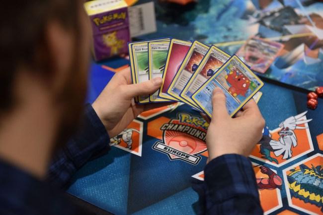 rare pokemon cards found
