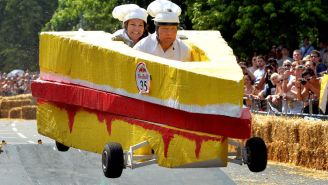 Soapbox Derbies Were The Best Fake Sport I Watched While Real Ones Were Gone