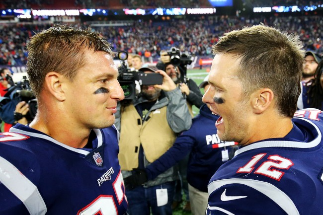Tight end Rob Gronkowski reveals why he came out of retirement to join Tom Brady on the Tampa Bay Buccaneers