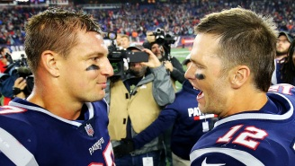 Rob Gronkowski Says Tom Brady's Influence Made It Easy To End His Retirement And Join The Buccaneers