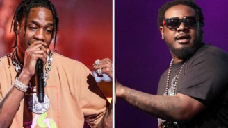The Internet Crushes Rapper Travis Scott For Repeatedly Disrespecting T-Pain By Not Showing Up To Recording Sessions