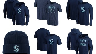 Seattle Kraken Merch Is Now Available – Here's What To Buy