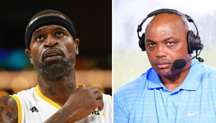 Stephen Jackson Calls Charles Barkley A 'Clown' Over His Comments On Breonna Taylor