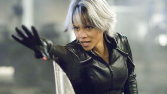 Halle Berry Once Told The 'X-Men' Director To 'Kiss Her Black Ass' After A Botched Stunt Left Hugh Jackman Bleeding