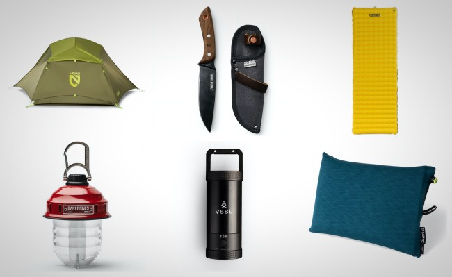 Summer Camping Essentials updated camping gear